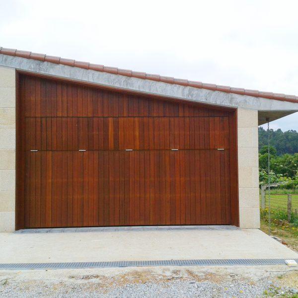 Puertas plegables y basculantes
