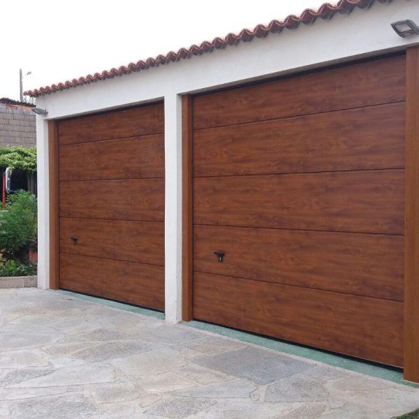 Puertas seccionales