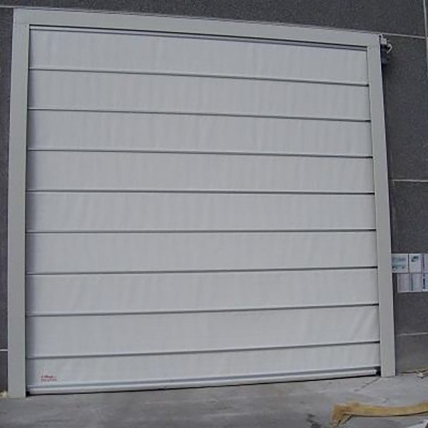Puertas plegables industriales Apilflex 322