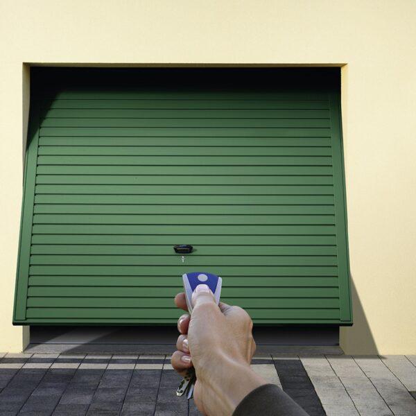 Puerta de garaje basculante Novoferm