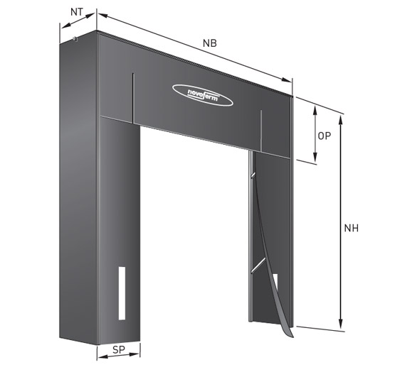 Detalles técnicos NovoSeal S420