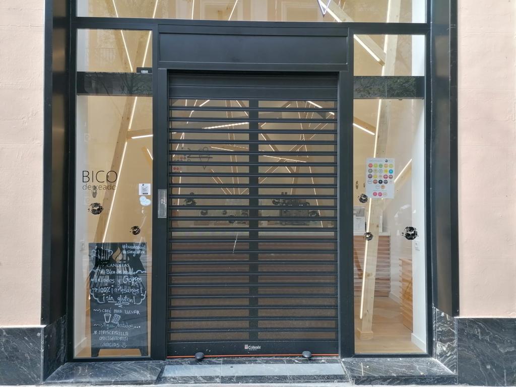 Espectacular puerta Collbaix Duet